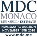 MDC Coin Auctions