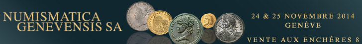 Numismatica Genevensis Auction 8