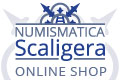 Numismatica Scaligera coin shop