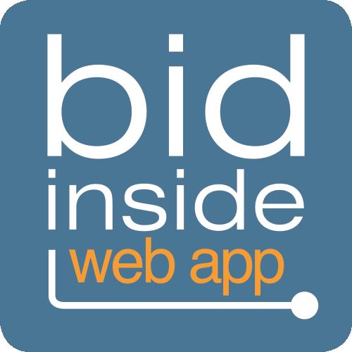 Bid Inside Web App